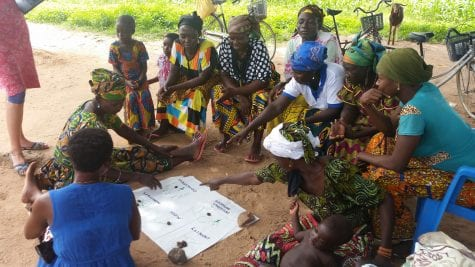 CARE: Ghana - women will drive sustainability