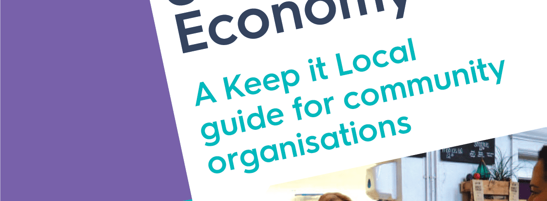 Locality guide for community organisations